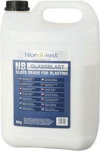 Puhalluslasikuula Norblast NB Glassblast 6 kg