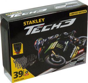 Hylsysarja Stanley Tech3