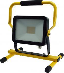 LED-valonheitin Electrogear 30 W Telineellä IP44
