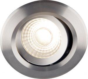 Uppospotti Ecolite Luna LED Alumiini