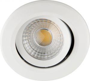 Uppospotti Ecolite Luna LED 1-os Valkoinen