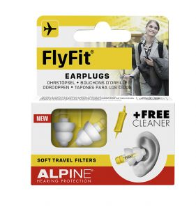 Korvatulpat Alpine FlyFit