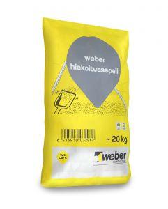 Hiekoitussepeli Weber 20 kg