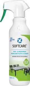 Puu- ja muovipesu Softcare 500 ml