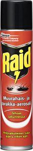 Muurahais- ja torakka aerosoli Raid 300 ml