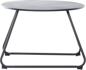 Kahvipöytä Sunfun musta 60 cm