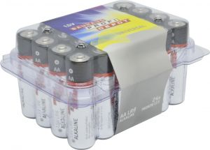 Alkaaliparisto Ultimate Power 1,5 V 24-pack AA