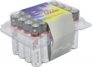 Alkaaliparisto Ultimate Power 1,5 V 24-pack AAA