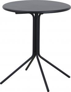 Parvekepöytä Sunfun 60 cm musta