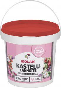Kastelulannoite Biolan 1,2 kg