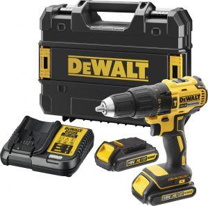 Iskuporakone DeWalt DCD778S2T-QW
