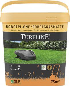 Nurmikonsiemen Turfline robottinurmikko