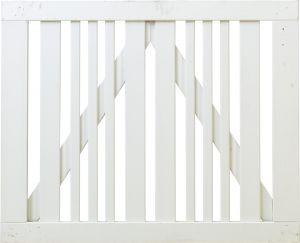 Portti Plus Classic valkoinen 100 x 80 cm