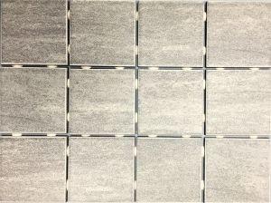 Lattialaatta Alpstone 10 x 10 cm Harmaa