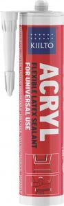 Akryylimassa Kiilto Acryl 310 ml