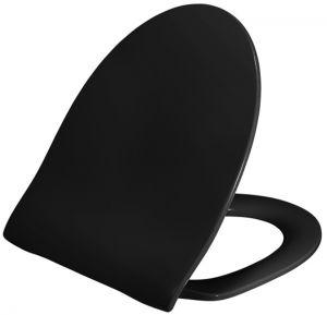WC-istuinkansi SaniScan Sign Slim Musta