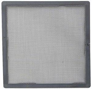 Hyönteisverkko ulkosäleikköön Vilpe 150 x 150 mm
