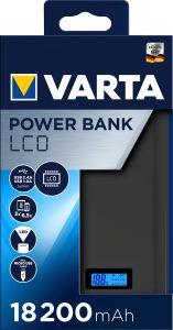 Power bank Varta LCD 18200 mAh