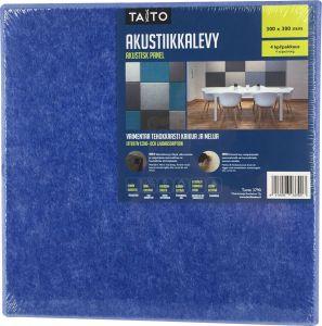 Akustiikkalevy Sininen 300 x 300 mm