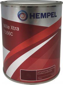 Antifouling-maali Hempel Mille Xtra 7166C Red 0,75 l