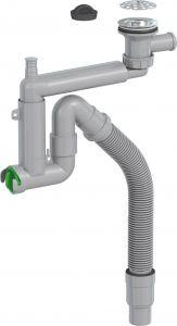 Keittiövesilukko Prevex Smartloc 1-altainen 70 mm Avosihti