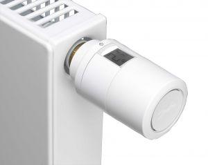 Patteritermostaatti Danfoss Eco RA + M30 Sovittimilla