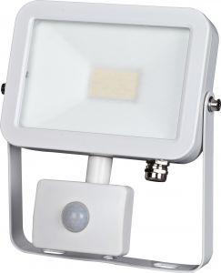 LED-valonheitin ElectoGEAR PIR 20 W Valkoinen
