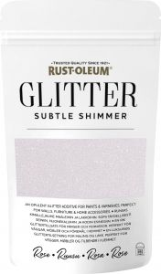 Glitter Jauhe Rust-Oleum Rose