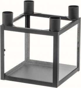 Kynttelikkö Cube 14 x 14 x 16 cm