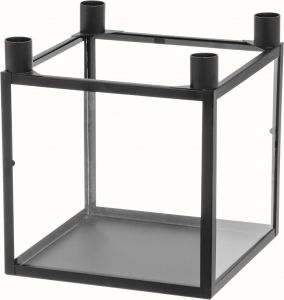 Kynttelikkö Cube 20 x 20 x 22 cm