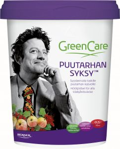 Puutarhan Syksy Greencare 0,5 l