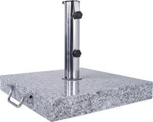 Aurinkovarjon jalka Sunfun graniittia 40 kg