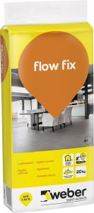 Lattialaasti Weber Flow Fix 20 kg