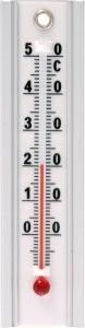 Huonelämpömittari 12 cm