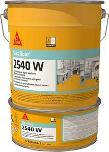 Vesiohenteinen Epoksimaali Sika Sikafloor-2540 W 6 kg