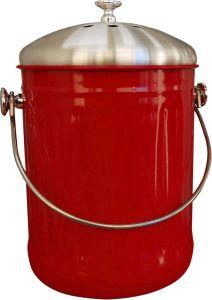 Biokeruuastia Bioproffa 5 l punainen