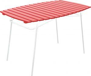 Pöytä Varax Retro 403 punavalkoinen