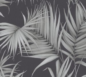 Kuitutapetti A.S. Creation Michalsky Palmu Tumma