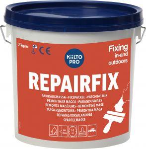 Paikkausmassa Kiilto Pro Repairfix 2 kg