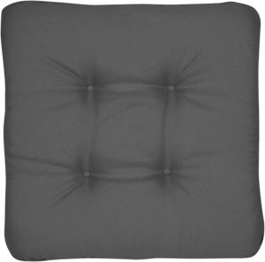 Istuintyyny Doppler Universal 45 x 45 cm tumman harmaa