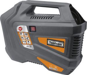 Kompressori Toolson MK180-3 + tarvikkeet