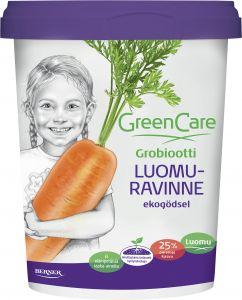 Luomuravinne Greencare syötäville kasveille 0,5 l