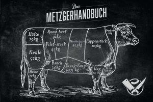 Sisustustaulu Reinders Beef Cut
