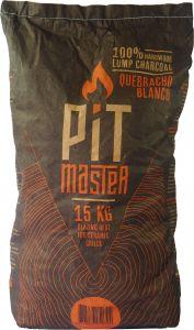 Grillihiili Pitmaster Quebracho 15 kg