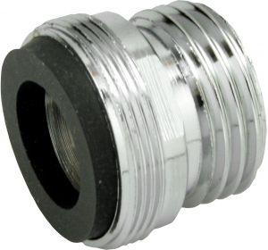 Muunnosnippa Opal 1/2 x M24 x 1 UK/UK Kromi