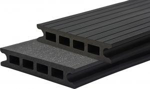 Terassilauta Lunacomp Deck Musta