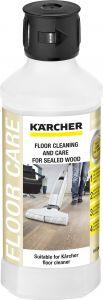 Pesu- ja hoitoaine Kärcher RM 534 Pinnoitetut puulattiat