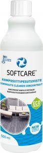 Komposiittipesutiiviste Softcare 500 ml