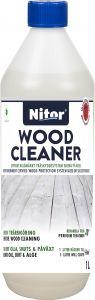 Terassipesu Nitor Wood Cleaner Vaihe1