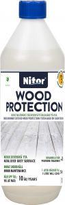 Terassisuoja Nitor Wood Protection Vaihe 2